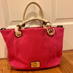 Pink Michael Khors Purse